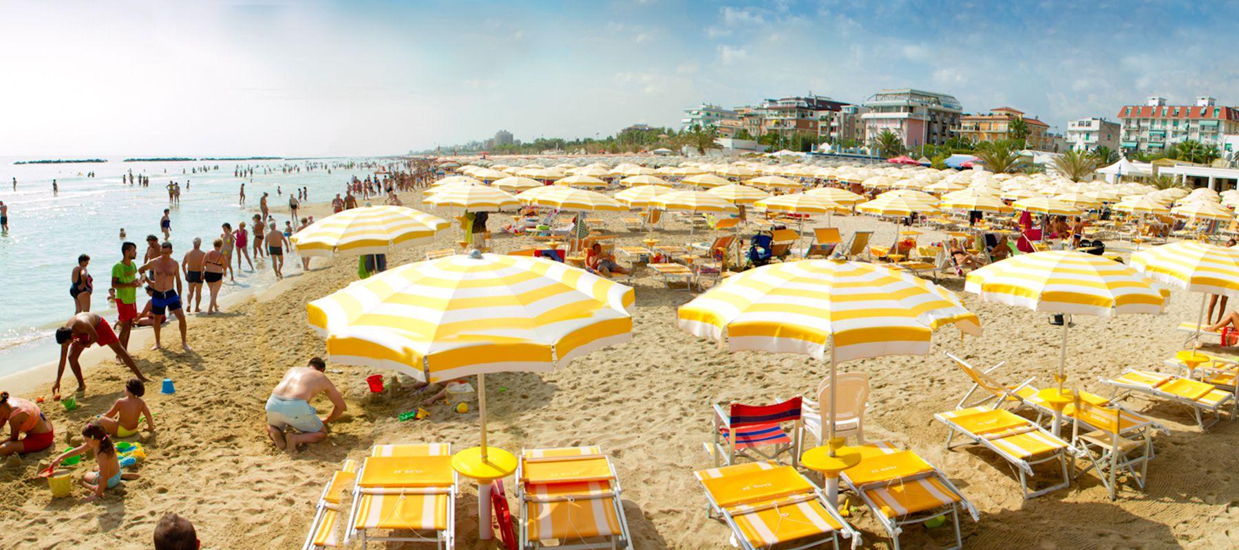 Spiaggia per bambini a San Benedetto del Tronto